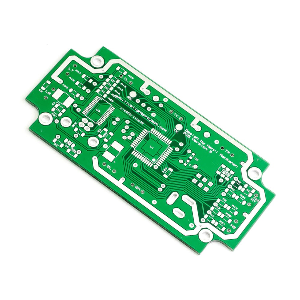 LiveLight circuit board